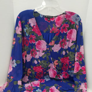 Primary Photo - BRAND: INC STYLE: TOP LONG SLEEVE COLOR: FLORAL SIZE: 2X SKU: 133-13316-111325