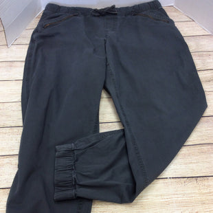 Primary Photo - BRAND: EDDIE BAUER STYLE: PANTS COLOR: GREEN SIZE: 12 SKU: 133-13374-578COMFY JOGGER STYLE TIE WAIST PANT.