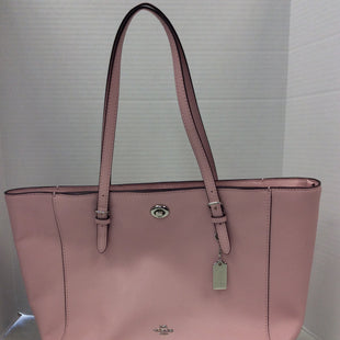 Primary Photo - BRAND: COACH STYLE: HANDBAG DESIGNER COLOR: PINK SIZE: LARGE OTHER INFO: 29086 SKU: 133-13341-44349WITH ORIGINAL DUST BAG