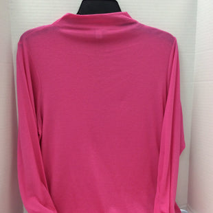 Primary Photo - BRAND: NINE WEST APPAREL STYLE: TOP LONG SLEEVE BASIC COLOR: FUSCHIA SIZE: XL SKU: 133-13316-112430