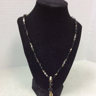 Primary Photo - BRAND: INC STYLE: NECKLACE COLOR: BLACK SKU: 133-13341-43798FUN FESTIVE AND FABULOUS INC TASSEL  NECKLACE.