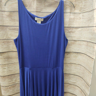 Primary Photo - BRAND: CYNTHIA ROWLEY STYLE: DRESS SHORT SLEEVELESS COLOR: ROYAL BLUE SIZE: L SKU: 133-13350-41119