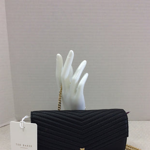 Primary Photo - BRAND: TED BAKER STYLE: HANDBAG DESIGNER COLOR: BLACK SIZE: SMALL SKU: 133-13316-111984