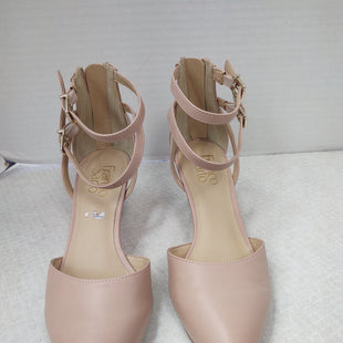 Primary Photo - BRAND: FRANCO SARTO STYLE: SHOES LOW HEEL COLOR: PINK SIZE: 7 SKU: 133-13374-3656