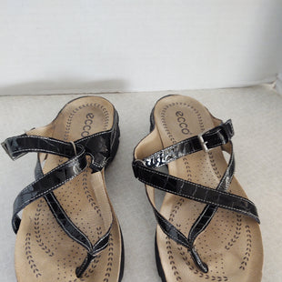 Primary Photo - BRAND: ECCO STYLE: SANDALS FLAT COLOR: BLACK SIZE: 7.5 SKU: 133-13373-13514