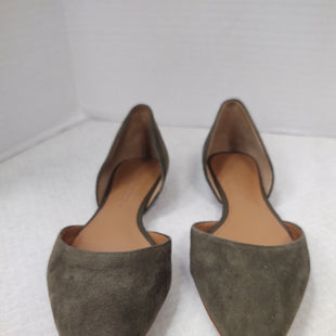 Primary Photo - BRAND: BANANA REPUBLIC STYLE: SHOES FLATS COLOR: OLIVE SIZE: 6 SKU: 133-13374-1539
