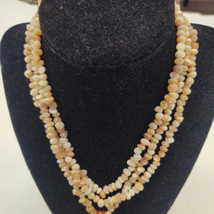 Primary Photo - BRAND:  CMA STYLE: NECKLACE COLOR: RUST OTHER INFO: KENNETH JAY LANE - JADE, MOP SKU: 133-13316-112138
