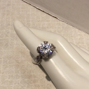 Primary Photo - BRAND:  CMA STYLE: RING COLOR: STERLING SILVER SIZE: 6.5OTHER INFO: STERLING SILVER & CZ - SKU: 133-13374-3831
