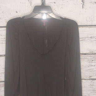 Primary Photo - BRAND: ESCADA STYLE: TOP LONG SLEEVE COLOR: BLACK SIZE: M SKU: 133-13374-3674