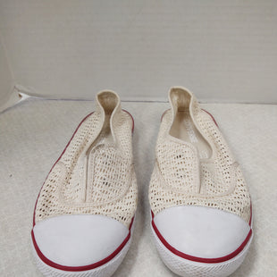 Primary Photo - BRAND: CONVERSE STYLE: SHOES FLATS COLOR: CREAM SIZE: 8 SKU: 133-13316-113128