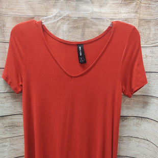 Primary Photo - BRAND: AGNES & DORA STYLE: TOP SHORT SLEEVE BASIC COLOR: RED SIZE: S SKU: 133-13350-40484