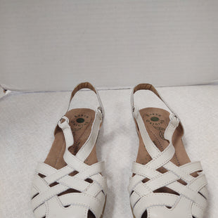 Primary Photo - BRAND: EARTH ORIGINS STYLE: SHOES FLATS COLOR: CREAM SIZE: 8.5 OTHER INFO: NEW! SKU: 133-13373-13858