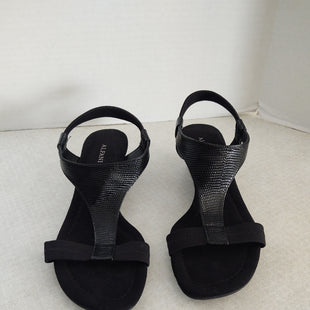 Primary Photo - BRAND: ALFANI O STYLE: SANDALS LOW COLOR: BLACK SIZE: 7.5 SKU: 133-13355-34870