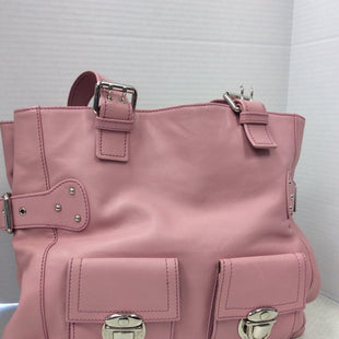 Primary Photo - BRAND: MARC JACOBS STYLE: HANDBAG DESIGNER COLOR: PINK SIZE: LARGE SKU: 133-13316-112098 AS IS , INK MARKS INTERIOR