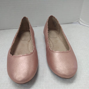 Primary Photo - BRAND:    CLOTHES MENTOR STYLE: SHOES FLATS COLOR: ROSE SIZE: 8 OTHER INFO: AMELIA GRACE - SKU: 133-13379-47