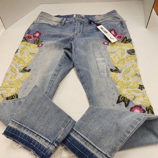 Primary Photo - BRAND: WILLIAM RAST STYLE: JEANS DESIGNER COLOR: DENIM SIZE: 4 OTHER INFO: NEW! SKU: 133-13316-108065