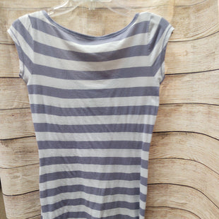 Primary Photo - BRAND: TEE SHOP STYLE: TUNIC SHORT SLEEVE COLOR: STRIPED SIZE: XS SKU: 133-13371-14116