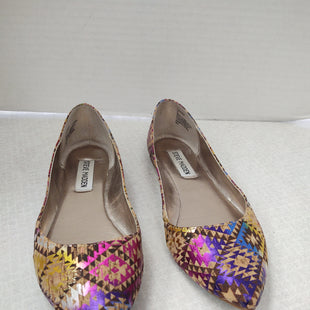 Primary Photo - BRAND: STEVE MADDEN STYLE: SHOES FLATS COLOR: MULTI SIZE: 6 SKU: 133-13355-34667