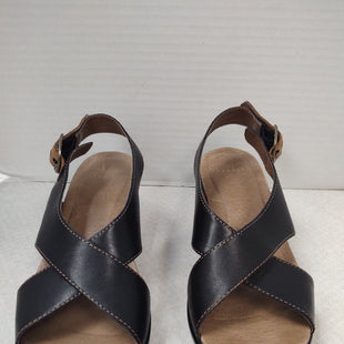 Primary Photo - BRAND: DANSKO STYLE: SANDALS LOW COLOR: BLACK SIZE: 8.5 SKU: 133-13373-13869NEW NO TAGS