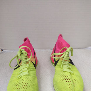 Primary Photo - BRAND: NIKE STYLE: SHOES ATHLETIC COLOR: NEON SIZE: 7 OTHER INFO: PINK/YELLOW SKU: 133-13350-41260