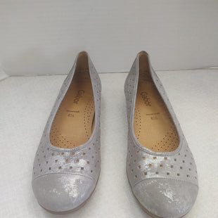 Primary Photo - BRAND: CMB STYLE: SHOES FLATS COLOR: SILVER SIZE: 8.5 OTHER INFO: GABOR - SKU: 133-13374-1648
