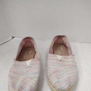 Primary Photo - BRAND: TOMS STYLE: SHOES FLATS COLOR: MULTI SIZE: 6.5 SKU: 133-13316-115482