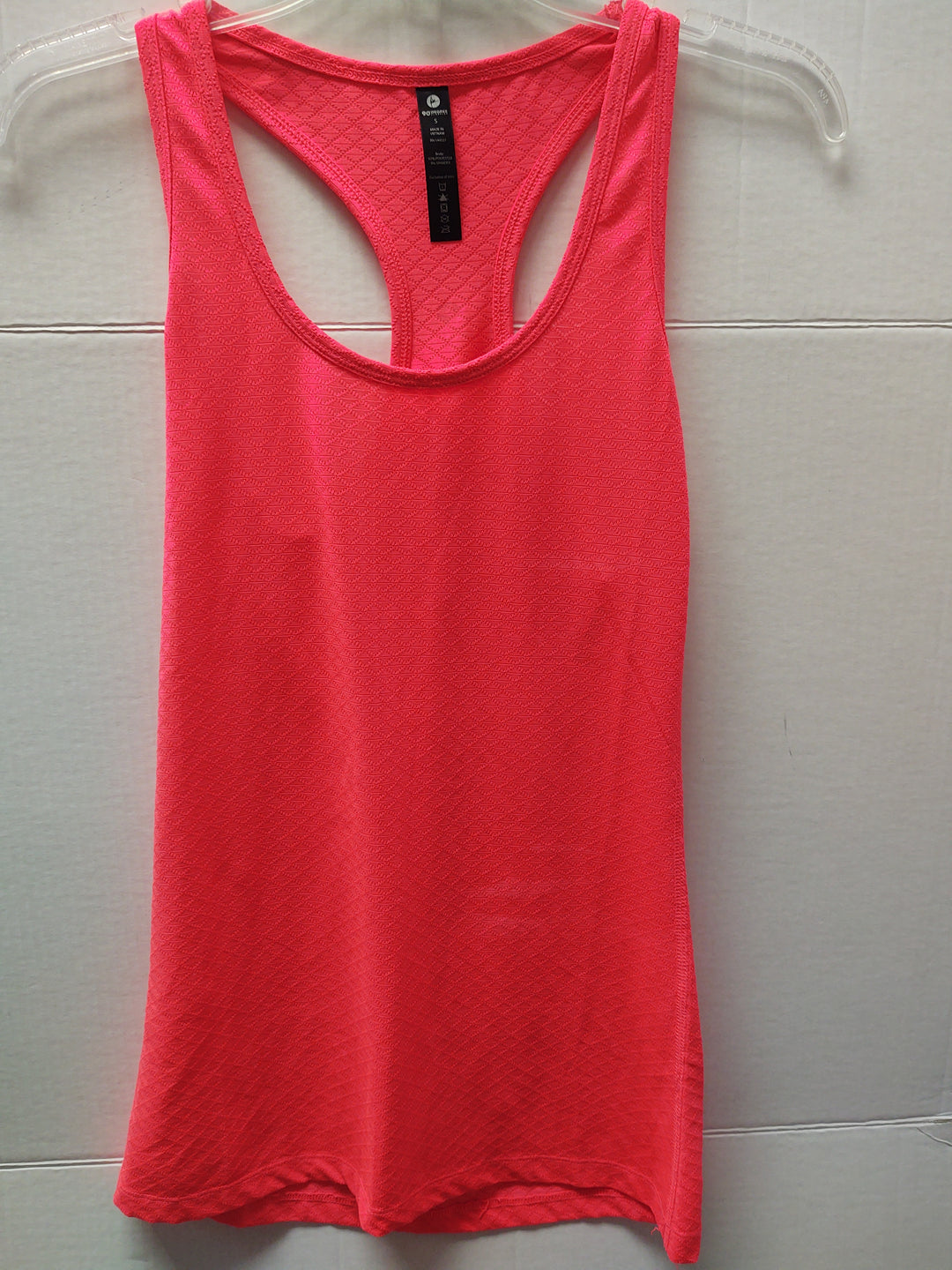 Primary Photo - BRAND: 90 DEGREES BY REFLEX <BR>STYLE: ATHLETIC TANK TOP <BR>COLOR: PINK <BR>SIZE: S <BR>SKU: 133-13355-33799