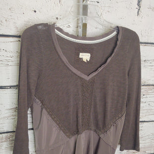Primary Photo - BRAND: MEADOW RUE STYLE: TOP LONG SLEEVE COLOR: OLIVE SIZE: S SKU: 133-13373-14234
