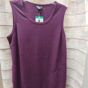 Primary Photo - BRAND: 32 DEGREES STYLE: DRESS SHORT SLEEVELESS COLOR: PLUM SIZE: XL OTHER INFO: NEW!  ATHLETIC DRESS SKU: 133-13350-40456