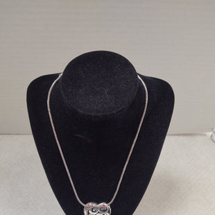 Primary Photo - BRAND: BRIGHTON STYLE: NECKLACE COLOR: STERLING SILVER OTHER INFO: HEART SKU: 133-13316-115938