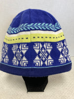 Photo #1 - BRAND: COLUMBIA <BR>STYLE: HAT <BR>COLOR: BLUE <BR>SKU: 133-13316-109120<BR>OMNI HEAT AND FLEECE LINED