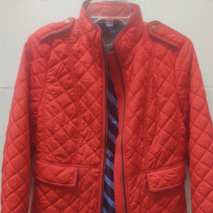Primary Photo - BRAND: TALBOTS STYLE: JACKET OUTDOOR COLOR: RED SIZE: XS SKU: 133-13344-37653