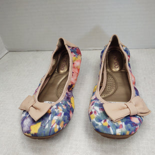 Primary Photo - BRAND: ME TOO STYLE: SHOES FLATS COLOR: PASTEL SIZE: 8.5 OTHER INFO: NEW! SKU: 133-13350-39459