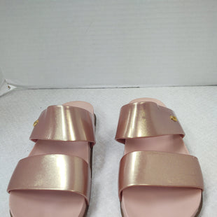 Primary Photo - BRAND:    CLOTHES MENTOR STYLE: SANDALS FLAT COLOR: PINK SIZE: 7 OTHER INFO: MELISSA - SKU: 133-13374-3807