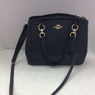Primary Photo - BRAND: COACH O STYLE: HANDBAG DESIGNER COLOR: BLACK SIZE: MEDIUM OTHER INFO: MINETTA SKU: 133-13355-34439