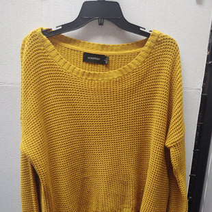 Primary Photo - BRAND: MINKPINK STYLE: SWEATER LIGHTWEIGHT COLOR: MUSTARD SIZE: M SKU: 133-13316-110957