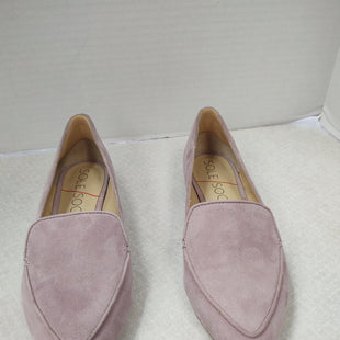 Primary Photo - BRAND: SOLE SOCIETY STYLE: SHOES FLATS COLOR: PINK SIZE: 8 SKU: 133-13371-15012