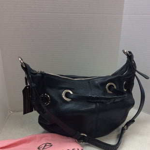 Primary Photo - BRAND:    CLOTHES MENTOR STYLE: HANDBAG LEATHER COLOR: NAVY SIZE: LARGE OTHER INFO: FRANCESSCO BIASIA NEW!  - NAVY NWT! SKU: 133-13373-12191AND ORIGINAL DUST BAG