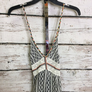 Primary Photo - BRAND: ANTHROPOLOGIE STYLE: TOP SLEEVELESS COLOR: GREY SIZE: XS OTHER INFO: NEW! SKU: 133-13371-14833