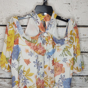 Primary Photo - BRAND: SWEET PEA STYLE: TOP SHORT SLEEVE COLOR: FLORAL SIZE: S SKU: 133-13374-2766
