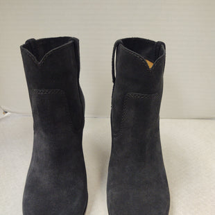 Primary Photo - BRAND: FRYE STYLE: BOOTS ANKLE COLOR: BLACK SIZE: 7 OTHER INFO: BLACK SUEDE SKU: 133-13373-13243