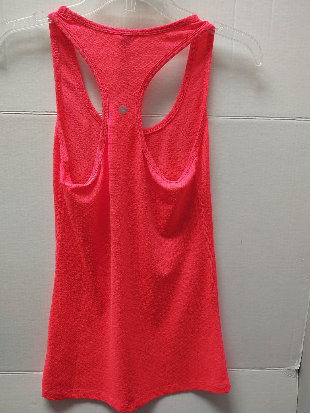 Photo #1 - BRAND: 90 DEGREES BY REFLEX <BR>STYLE: ATHLETIC TANK TOP <BR>COLOR: PINK <BR>SIZE: S <BR>SKU: 133-13355-33799