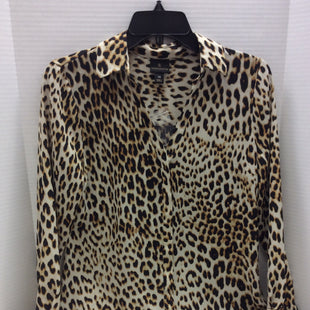 Primary Photo - BRAND: WORTHINGTON STYLE: TOP LONG SLEEVE COLOR: ANIMAL PRINT SIZE: XS OTHER INFO: NEW! SKU: 133-13371-13642SUCH A COTE COLOR WAY ON A CLASSIC LEOPARD PRINT!