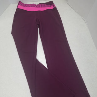 Primary Photo - BRAND: LULULEMON STYLE: ATHLETIC PANTS COLOR: PURPLE SIZE: 4 SKU: 133-13311-61807