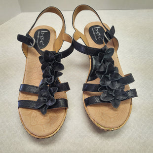 Primary Photo - BRAND: BOC STYLE: SANDALS LOW COLOR: BLACK SIZE: 8 SKU: 133-13350-36979