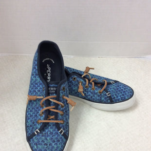Primary Photo - BRAND: SPERRY STYLE: SHOES FLATS COLOR: BLUE SIZE: 7 SKU: 133-13341-44268