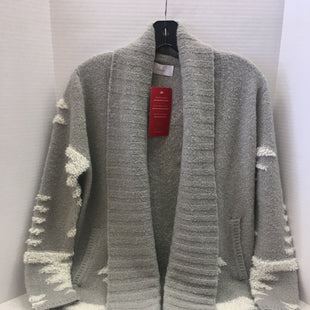 Primary Photo - BRAND: BRAEVE STYLE: SWEATER CARDIGAN HEAVYWEIGHT COLOR: GREY SIZE: S OTHER INFO: NEW! SKU: 133-13341-43367