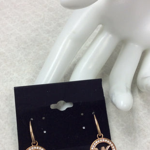 Primary Photo - BRAND: MICHAEL KORS STYLE: EARRINGS COLOR: GOLD SKU: 133-13316-114190