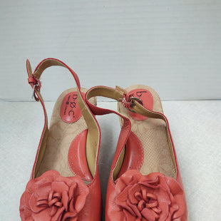 Primary Photo - BRAND: BORN STYLE: SANDALS LOW COLOR: CORAL SIZE: 8 SKU: 133-13350-41129