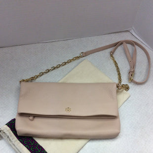 Primary Photo - BRAND: TORY BURCH STYLE: HANDBAG DESIGNER COLOR: PINK SIZE: SMALL SKU: 133-13316-113174DUST BAG INCLUDED